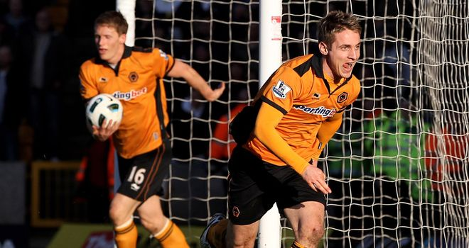 Doyle: Will have a crucial role to play in Wolves' survival bid