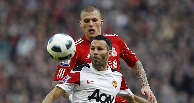 Ryan Giggs: The Manchester United midfielder ready for another tough battle against Liverpool