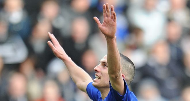 Leon Osman: Everton midfielder wants to repeat last season' victory over Newcastle