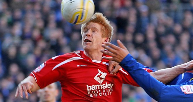 McShane: Unsure of his future at Hull City after enjoying a spell on loan at Barnsley last season