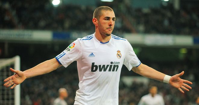 Benzema: Intends to fight for his place, rather than seek a move elsewhere