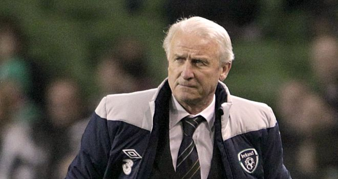 Trapattoni: Hoping for strong finish