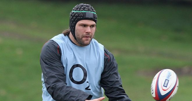Palmer: Pleased to play for England