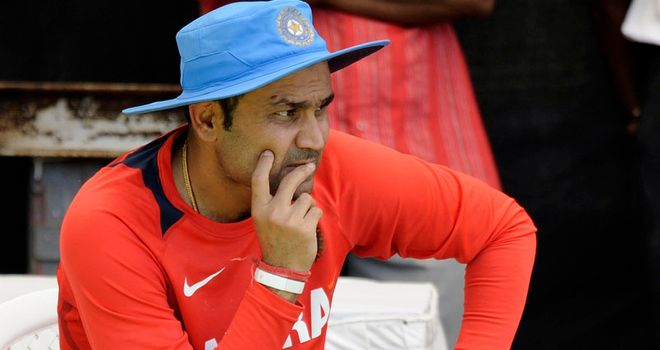 Sehwag: Facing months on sideline