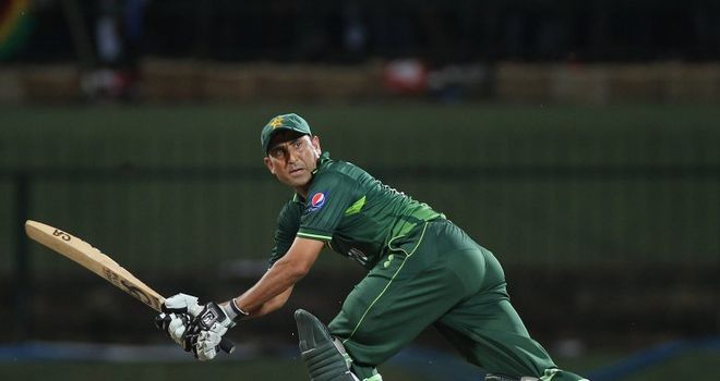 Younus Khan: Returns for Pakistan to face West Indies