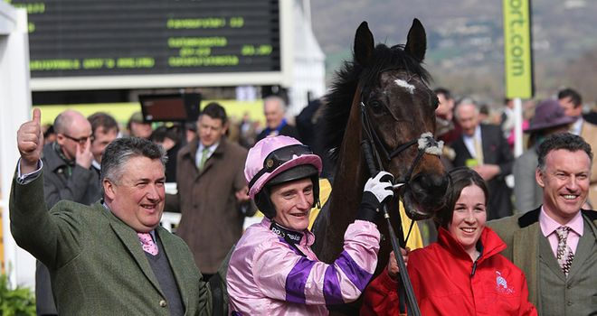Zarkandar: Aintree hopeful