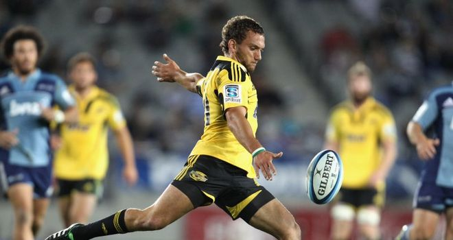 Cruden: In talks with the Chiefs