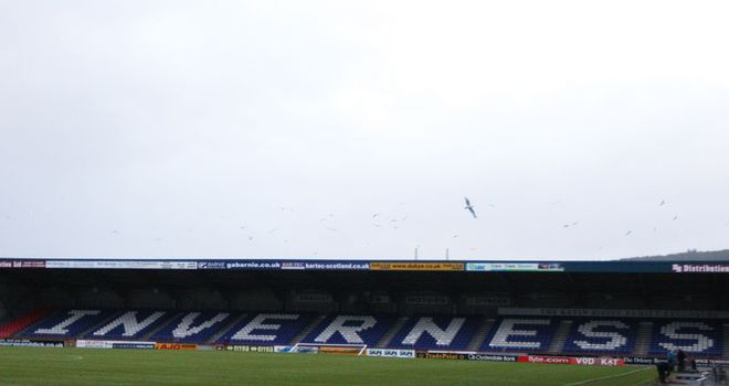 Tulloch Caledonian Stadium: Venue will be shared by Inverness and Ross County, if the latter win promotion