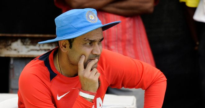 Sehwag: Expects to be fit for India's summer tour of England