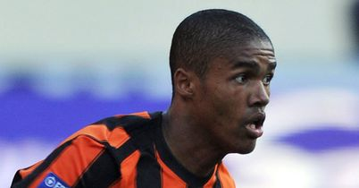 Douglas Costa: Shakhtar Donetsk midfielder has been linked with Tottenham and Napoli