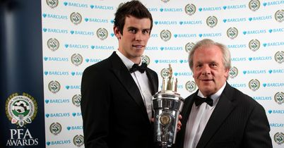 Bale: Won PFA Player of the Year award last season