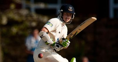 Ed Joyce: batted for 98 overs for his 140