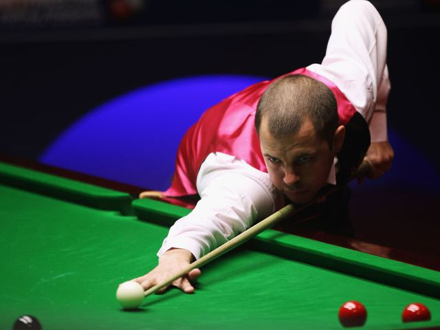Barry Hawkins: Beat the challenge of Steve Davis