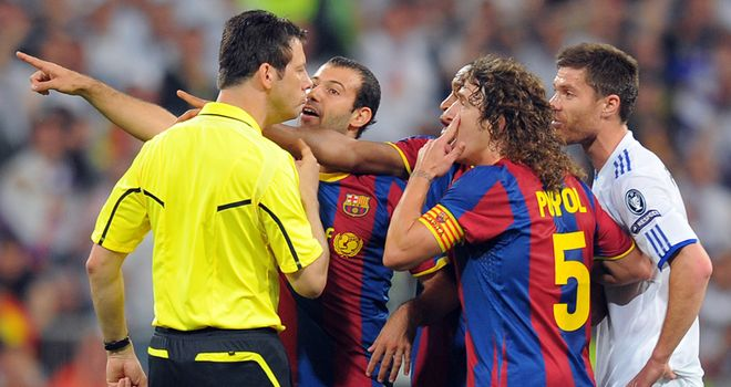 El Clasico: Thommo hopes for a great game, but expects more scenes like these