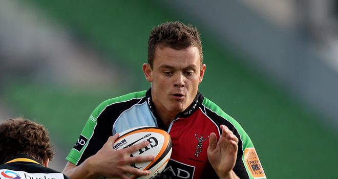 Moore: New signing for Connacht