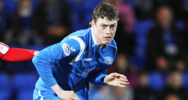Davidson: Is being tracked by a trio of Premier League teams