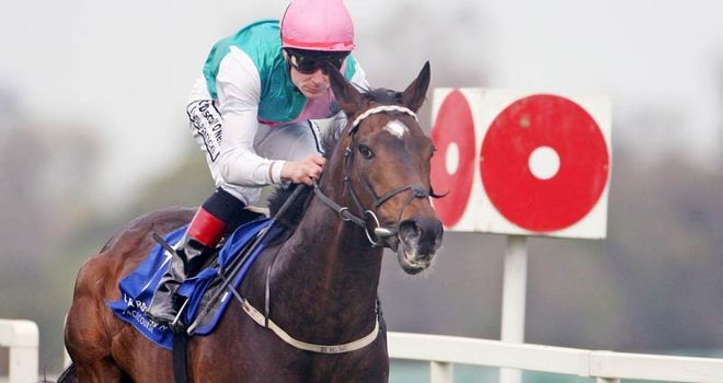 Famous Name: Easy win at the Curragh