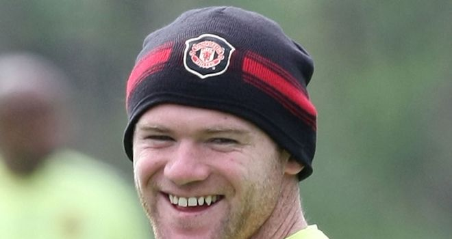 Rooney: Happy with form in recent weeks