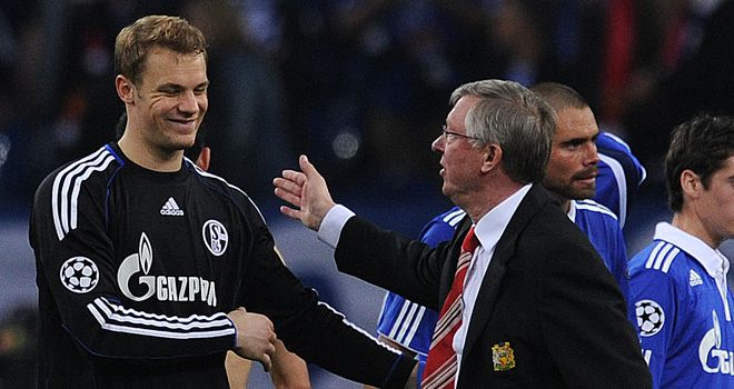 Neuer: Not looking for United switch and is expected to join Bayern Munich