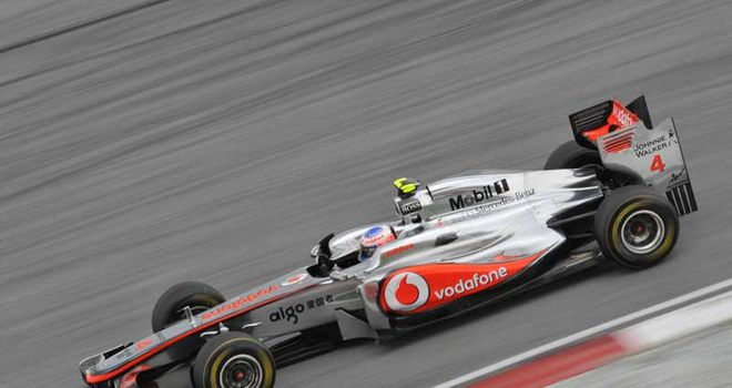 Button thinks there's more to come from McLaren