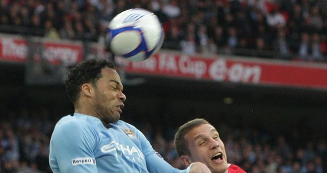 Lescott: Warned Manchester United that City are on the up