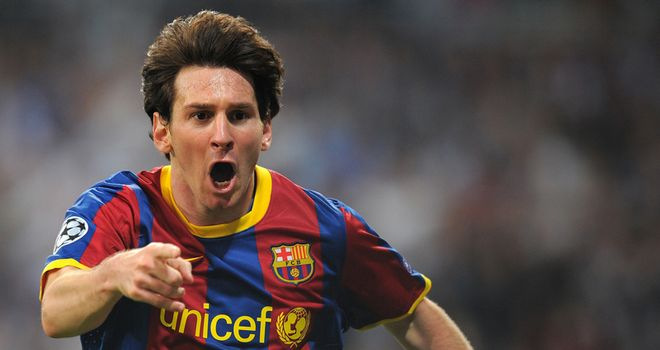 Messi: Believes this is the best Barcelona side he has played in