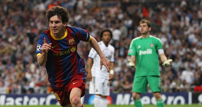 Moment of Messi genius saw off Real Madrid
