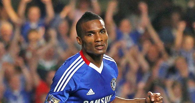 Malouda: Chelsea's leading scorer in the league this season with 13