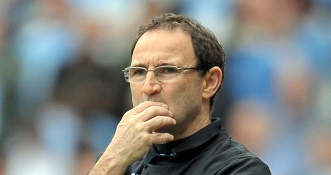 Martin O'Neill is thought to have spoken to Sunderland about the post