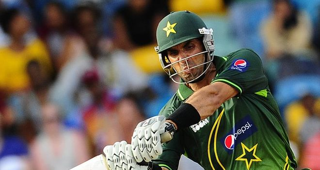 Misbah: Winning knock of 62