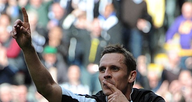 Lovenkrands: Insists any new forwards at Newcastle must prove themselves