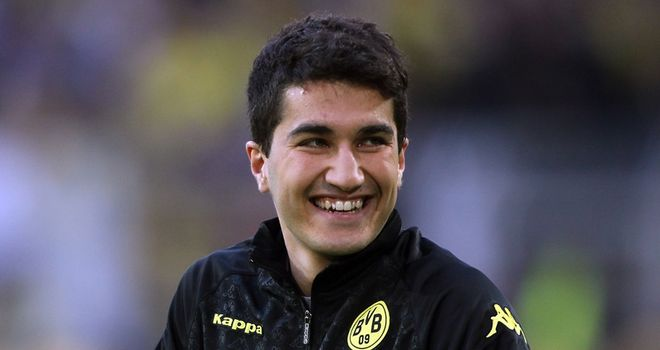 Sahin: Playmaker's move to Real Madrid from Borussia Dortmund has been confirmed