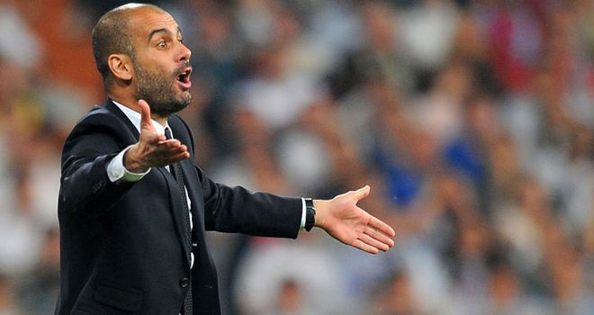 Guardiola: Barcelona sit on top of the table going into the international break