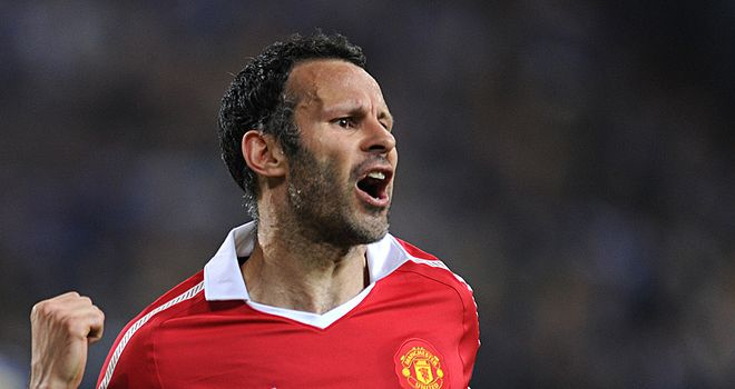 Giggs: Has proved influential on European jaunts