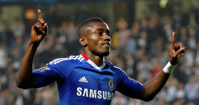 Salomon Kalou: Ivorian ace has been offered a new contract by Chelsea