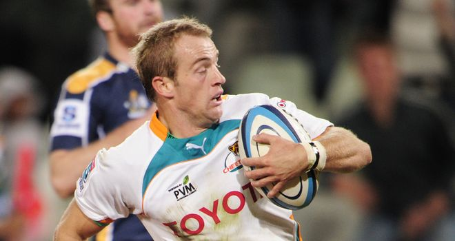 Pretorius: Has agreed a two-year deal at the Waratahs