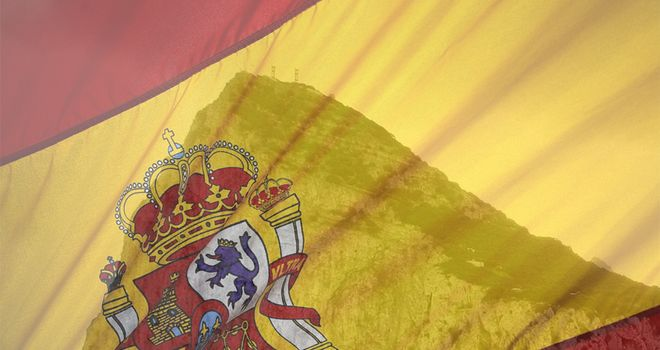 Spain: Keeping Gibraltar football under wraps