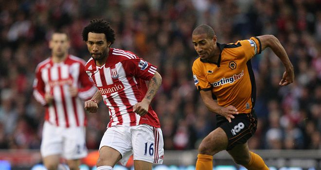 Stoke man Jermaine Pennant ready to line up alongside Karl Henry for Wolves