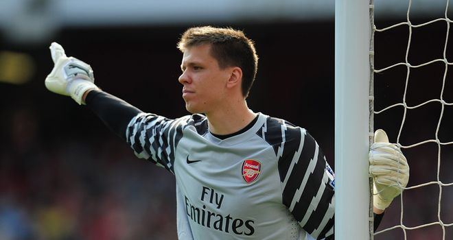 Szczesny: Looking forward to new season and determined to establish himself as No.1