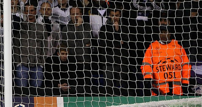 Gomes: Spurs keeper admits he was at fault for Real's winning goal