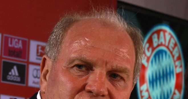 Uli Hoeness: Offered his resignation as Bayern president