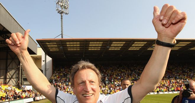 Warnock: Rejecting rumours linking him with a host of players