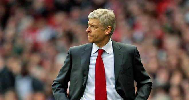 Wenger: Confident of title glory and boosted by positive injury news