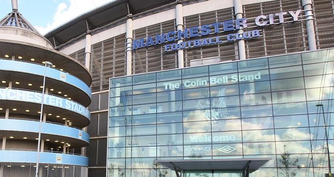 Etihad Stadium: Set to be Abu's home for another three years
