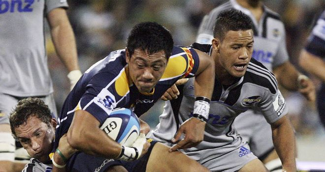 Brumbies: Narrow win