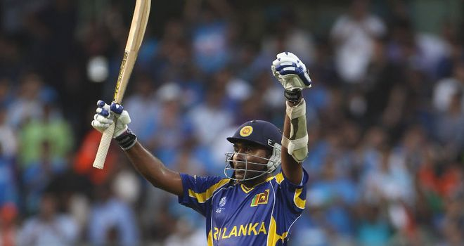 Jayawardene: Has given support to countryman Malinga