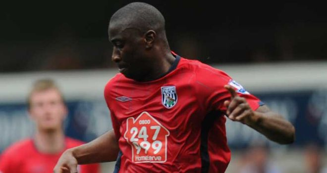 Meite: Has left West Brom after club decided not to take up one-year option on his contract