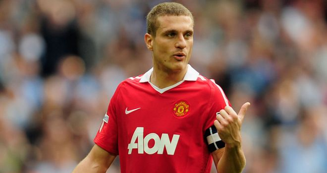 Vidic: Confident of handling Barcelona when Man Utd face their 2009 conquerors at Wembley