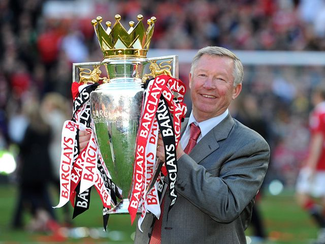 Sir Alex Ferguson: Closing on another Premier League title