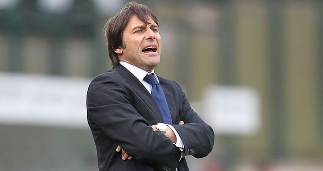 Antonio Conte: Juve boss hoping to sign Lugano